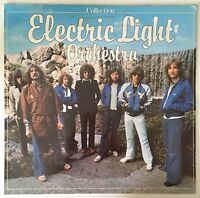 ELECTRIC LIGHT ORCHESTRA Collection GERMAN vinyl LP EXCELLENT CONDITION Best of