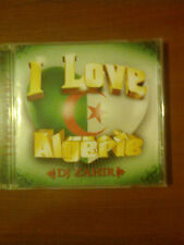 DJ ZAHIR - I LOVE ALGERIE  -  CD