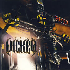 The Wicked - ...For Theirs Is the Flesh (2002)  CD  NEW/SEALED  SPEEDYPOST