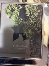 Vera Wang By Wedgwood Chime Picture Frame 8 x 10 Inch
