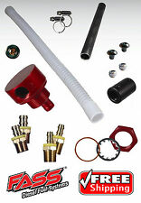 FASS 5/8 Fuel Module Suction Tube Kit for CHEVY DODGE GMC FORD Diesel STK-1003