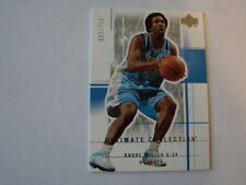 2003-04 Ultimate Collection # 21 Andre Miller Card # 93 of # 750 (B24)
