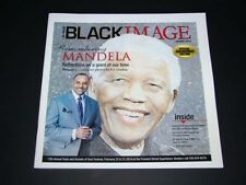 Vegas Black Image Magazine Remembering Nelson Mandela Jan 2014 Issue NEW RARE