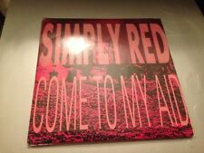 "SIMPLY RED - SPANISH PROM0 7"" SINGLE SPAIN COME TO MY AD"