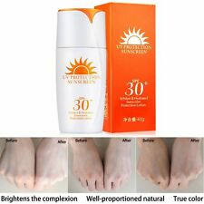 Beauty Waterproof Body Face UV Sun Block Sun Cream Protection Lotion SPF 30+