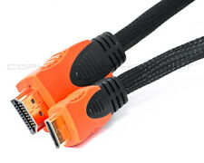 3 FT Braided Nylon HDMI to Mini HDMI Type C Cable for HDTV DV CAM 1080p 3D & 4K