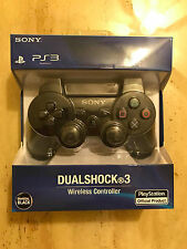 New Sealed Wireless Dualshock 3 Gamepad Controller for Sony Playstation PS3 BA