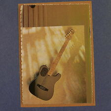 POP-CARD feat. GODIN ACOUSTICASTER AD , 11x15cm greeting card aaw