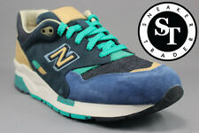 NEW BALANCE CLASSICS CM1600SS SOCIAL STATUS WINTER IN THE HAMPTONS BLUE SZ: 7