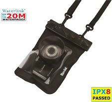 Waterlink 66ft Camera universal waterproof Case for Canon S120 S110 S100