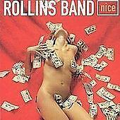 Henry Rollins Band - Nice (2001 CD album) digipack VGC