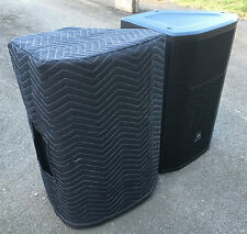 JBL PRX 715 PRX715 Premium Padded Black Covers (2) Qty of 1=1 Pair!