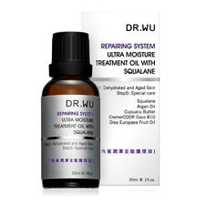 [DR. WU] Repairing System Ultra Moisture Treatment Oil With Squalane 30ml NEW