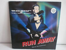 "MAXI 12"" MC SAR & THE REAL MCCOY Run away 74321 21750 1 2X12"""