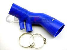 Nissan Skyline R33 R34 Turbo Silicoine Induction Hose/Pipe/Tube RB25DET BLUE