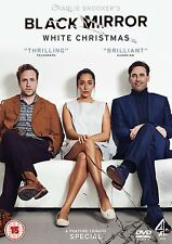 Black Mirror White Christmas (1 DVD, 2015) PAL R2 ONLY!!! Jon Hamm, Rafe Spall