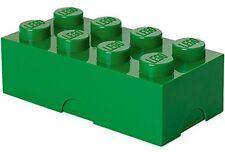 Lego Lunch Storage Box 8 (Green)