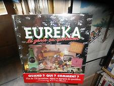 Eureka, Le génie au quotidien, François Bertin, Pacal Courault