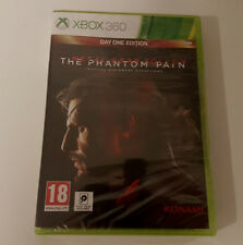 Metal Gear Solid V The Phantom Pain Day One Edition Xbox 360 BRAND NEW SEALED