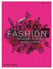 The Fashion Resource Book Research for Design - Robert Leach (Paperback)