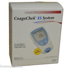Roche CoaguChek XS PT/INR Self Test Meter