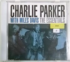 █► CHARLIE PARKER with MILES DAVIS – The Essentials 1946/1947 CD 1997 6649644252