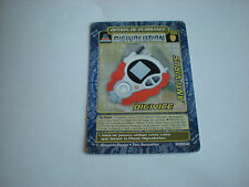 Carte Digimon Digivice anti-virus !!!