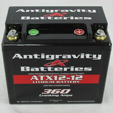 Antigravity Batteries YTX12-12 ATX12-12 Cell OEM Size 360CCA Lithium Ion Battery