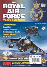RAF YEARBOOK 1999 CANBERRA / TORNADO F3 / CHINOOK / GRIFFIN HT1 / WE177 / LAARBR