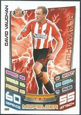 TOPPS MATCH ATTAX 2012-13- #261-SUNDERLAND-DAVID VAUGHAN