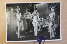 org. Foto erotische Akt Aufführung Darstellung Variete Kabarett Nude