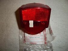HONDA NC50K EXPRESS TAIL LIGHT LENS 33702-147-601 NOS ORIGINAL HONDA