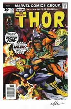 Mike McKone Signed Marvel Comics Art Print ~ The Mighty Thor