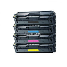 4pcs Toner Cartridge CLT-504S for Samsung CLP415N CLP415NW CLX4170 CLX4195FW