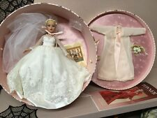"New NRFB BRIDAL BLISS HAT BOX SET 10"" Tiny Kitty Collier Doll Robert Tonner"