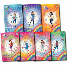 Rainbow Magic Fashion Fairies Collection 7 Books Pack Set