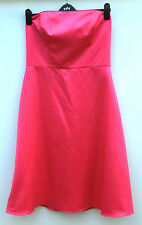 ALFRED ANGELO designer party dress, boned bodice, fully lined, small18,  £18.00