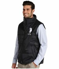 USPA U.S. Polo Assn Big Pony Vest Windbreaker Outerwear XL - NWD
