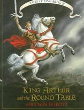 King Arthur and the Round Table (Books of Wonder)-ExLibrary