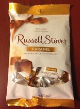 Russell Stover Milk Chocolate Caramels - FREE additional shipping!