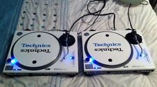 TECHNICS giradischi super luminosi LED BLU KIT x 2