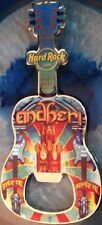 Hard Rock Cafe ANDHERI 2013 Guitar MAGNET Bottle Opener City Tee T-Shirt Design