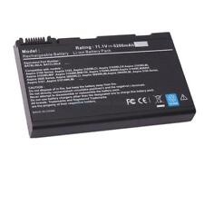 5200mAh Battery for Acer Aspire BATBL50L6 3100 3690 5610 5100 Black
