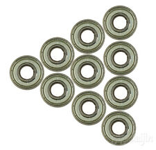 10PCS Deep Groove Ball Bearing 608Z 8mm/22mm/7 for Skateboards scooter