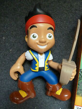 Walt Disney Junior TV Jake & The Neverland Pirate Talking Figure Film Character