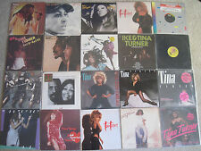 IKE TINA TURNER ~ HUGE COLLECTION ~ 20 LP LOT