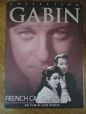 ** FRENCH CANCAN ** JEAN RENOIR MARIA FELIX ARNOUL COLLECTION 18 DVD JEAN GABIN