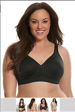 New Lane Bryant Cacique The Cooling No Wire Bra 46DDD