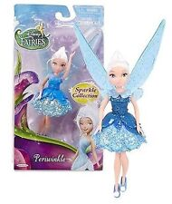 "DISNEY FAIRIES: SPARKLE COLLECTION PERIWINKLE 4.5"" DOLL NEW IN PACKAGE"
