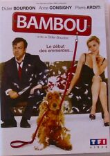 DVD BAMBOU - Didier BOURDON / Pierre ARDITI / Anne CONSIGNY